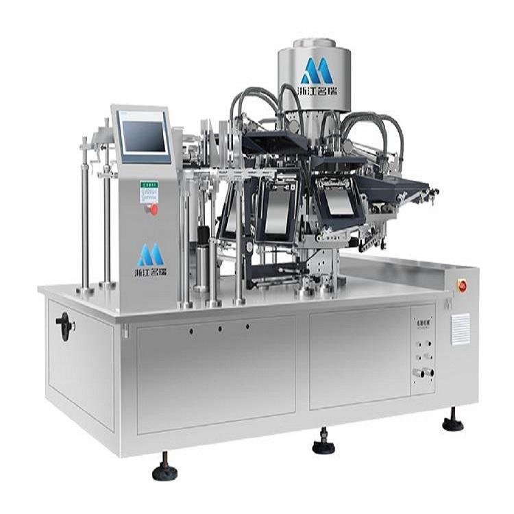 浙江名瑞机械,MRZK10-200P给袋式真空拍平整型专用包装机